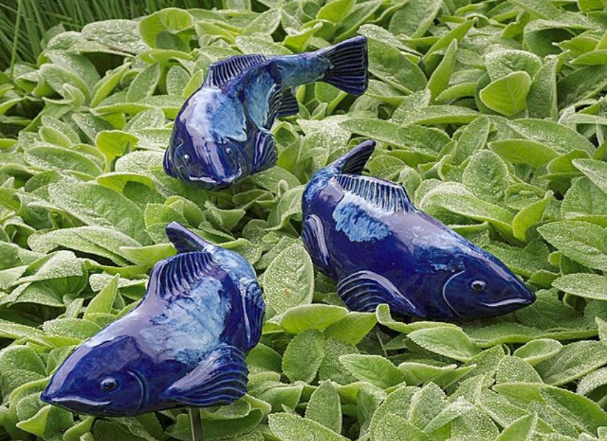 cool garden sculptures