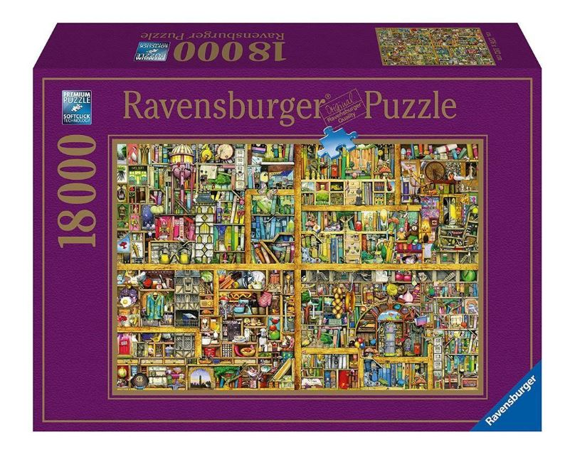 challenging jigsaw puzzle
