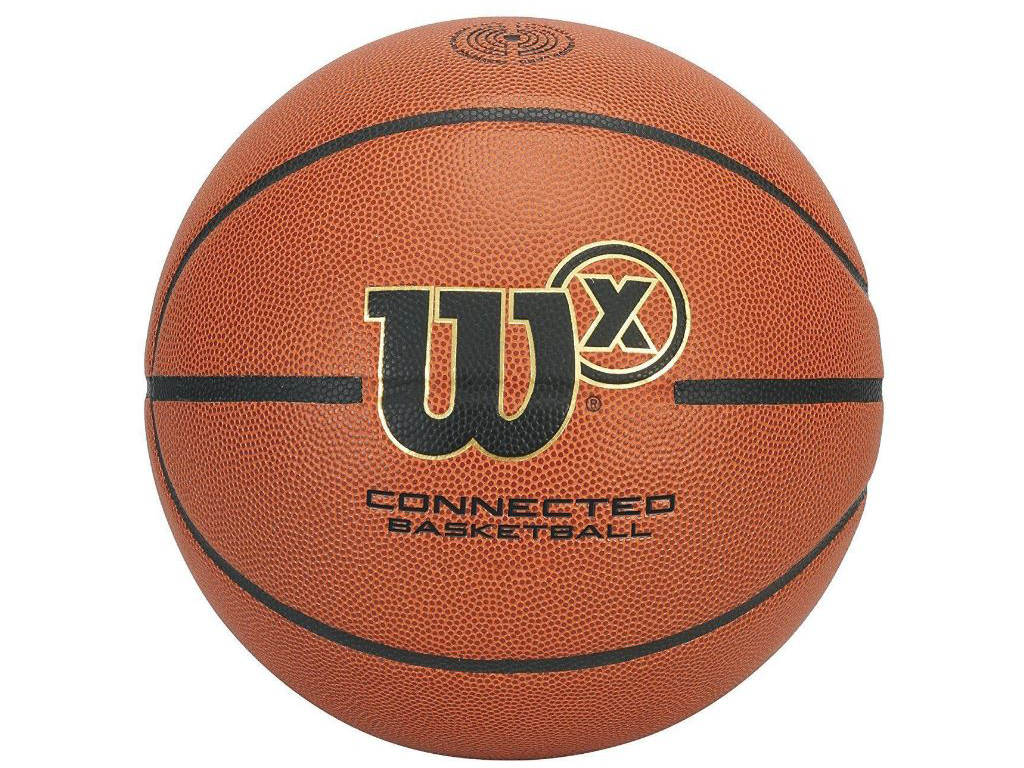 Wilson Smart Basketball With Shot Sensor