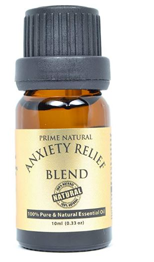 anxiety relief ideas