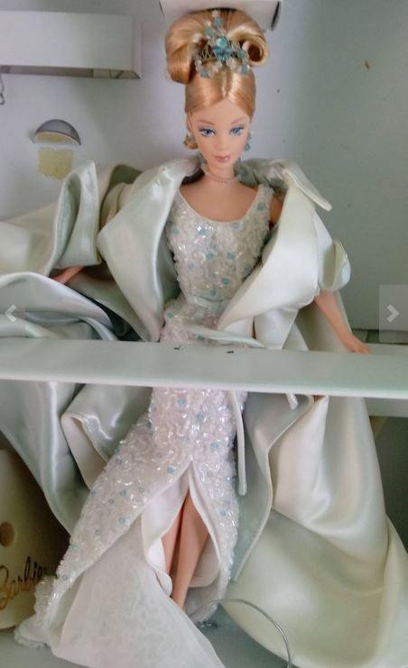 crystal jubilee barbie