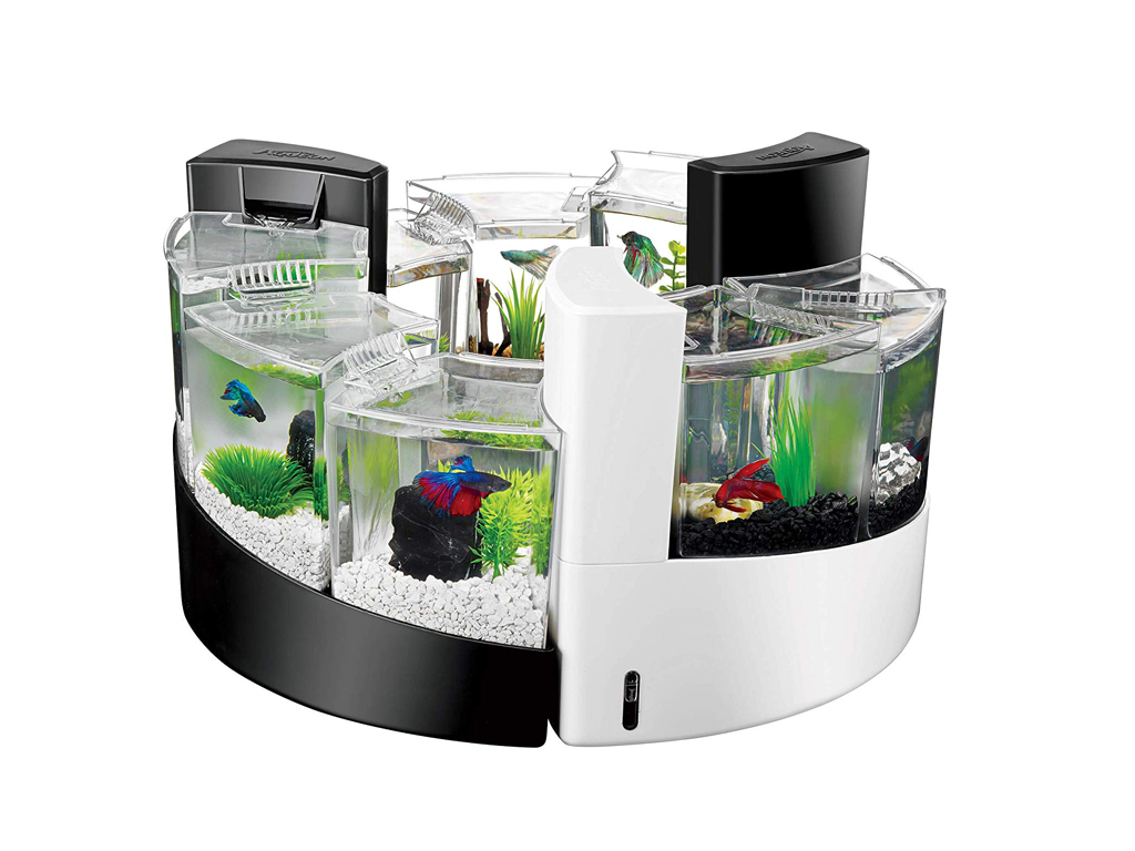 Aqueon Betta Falls Tank Kit