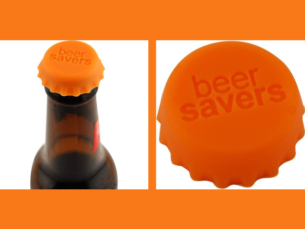 Keep It For Later Beer Saver Cap