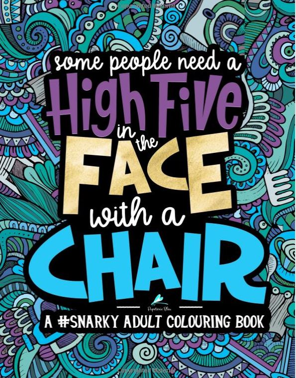 Engaging and Amusing Adult Coloring Books