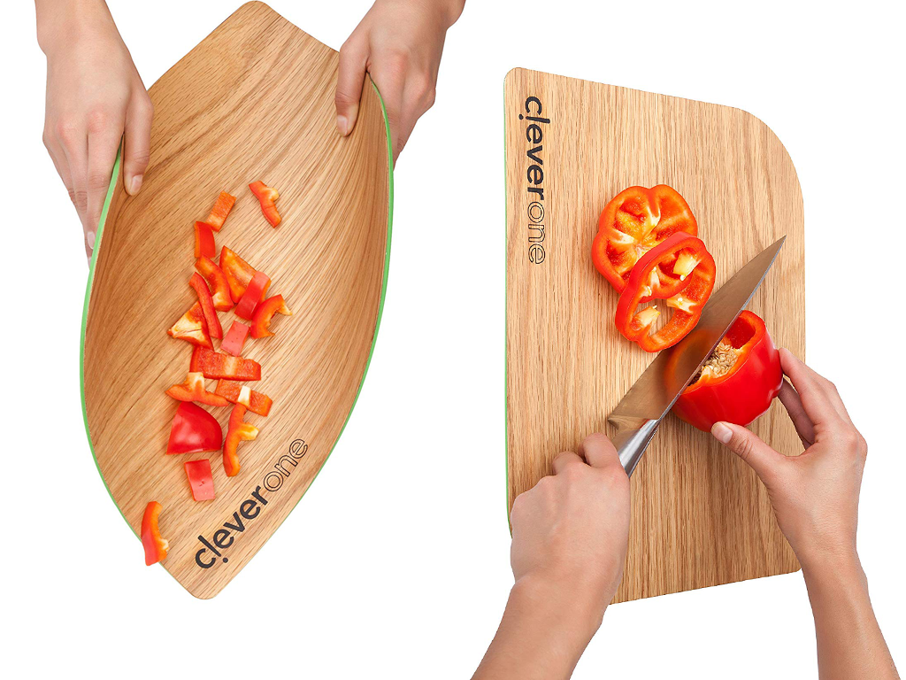 CONVENIENT CUTTING BOARD