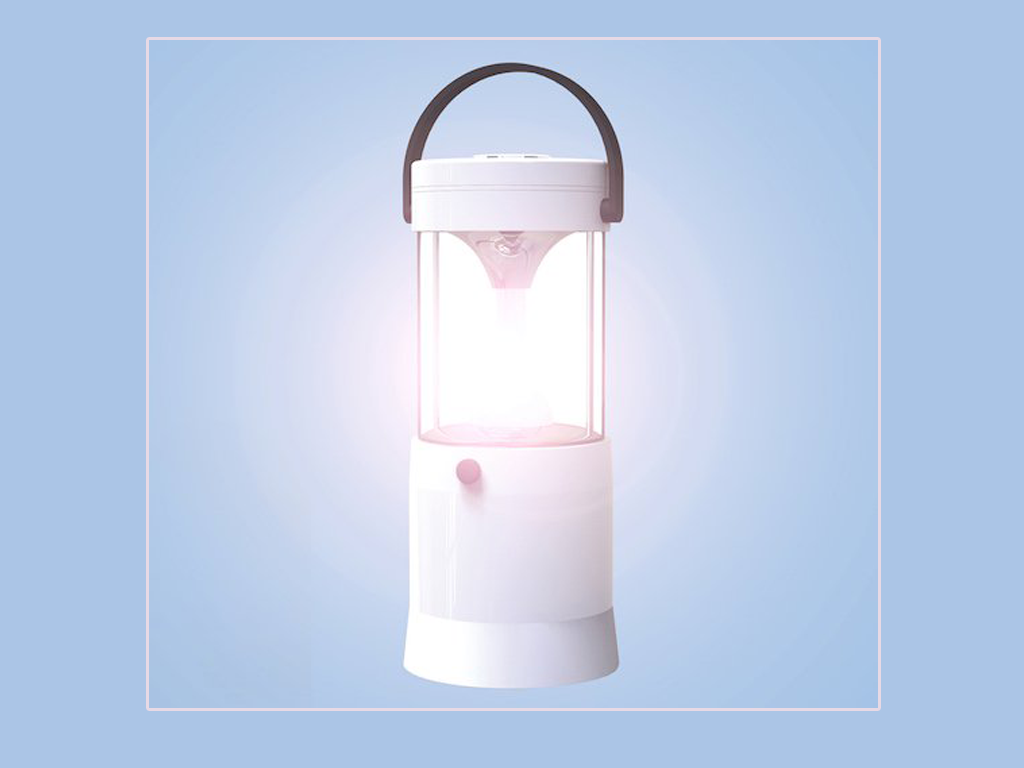Mizusion Saltwater Powered Lantern