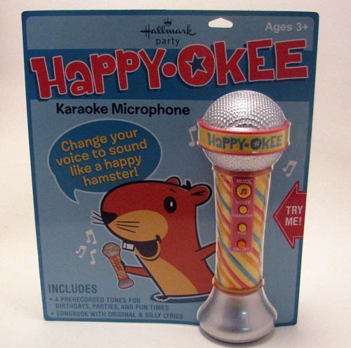 hamster microphone
