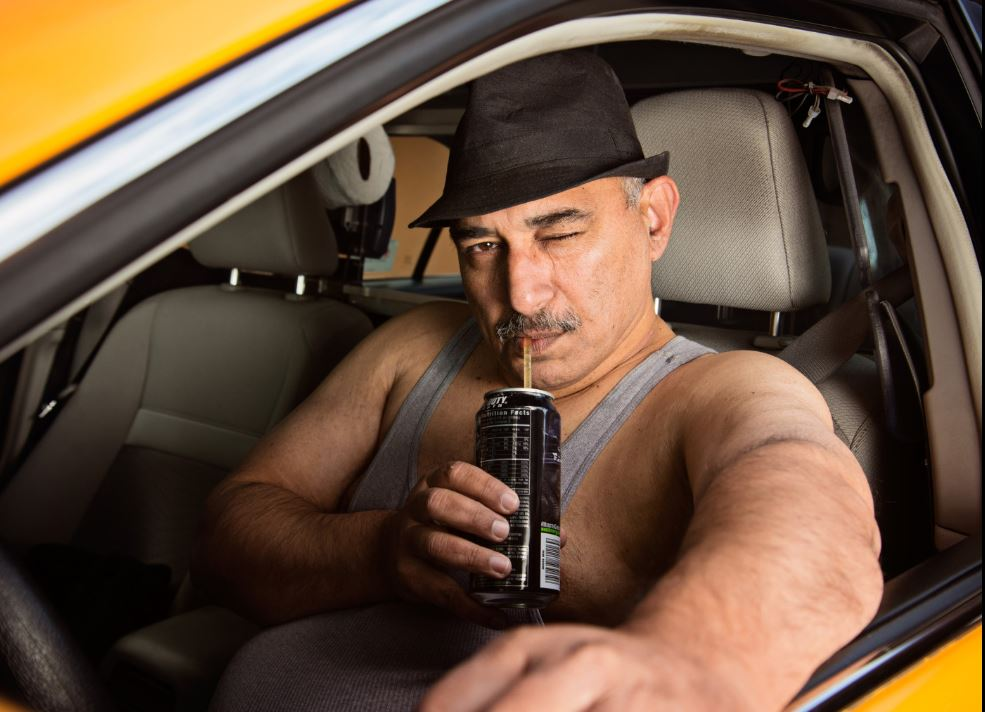 Fabulous and Fun NYC Taxi Driver Calendar