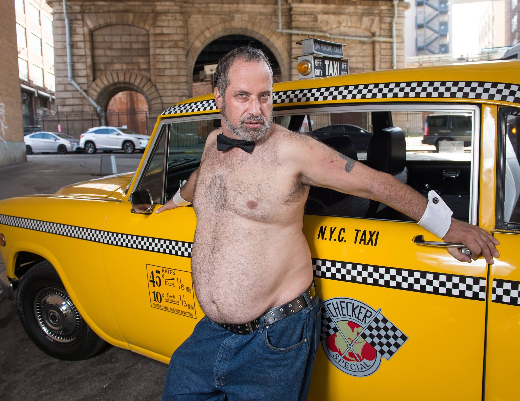 taxi drivers calender