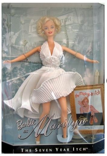 marilyn barbie