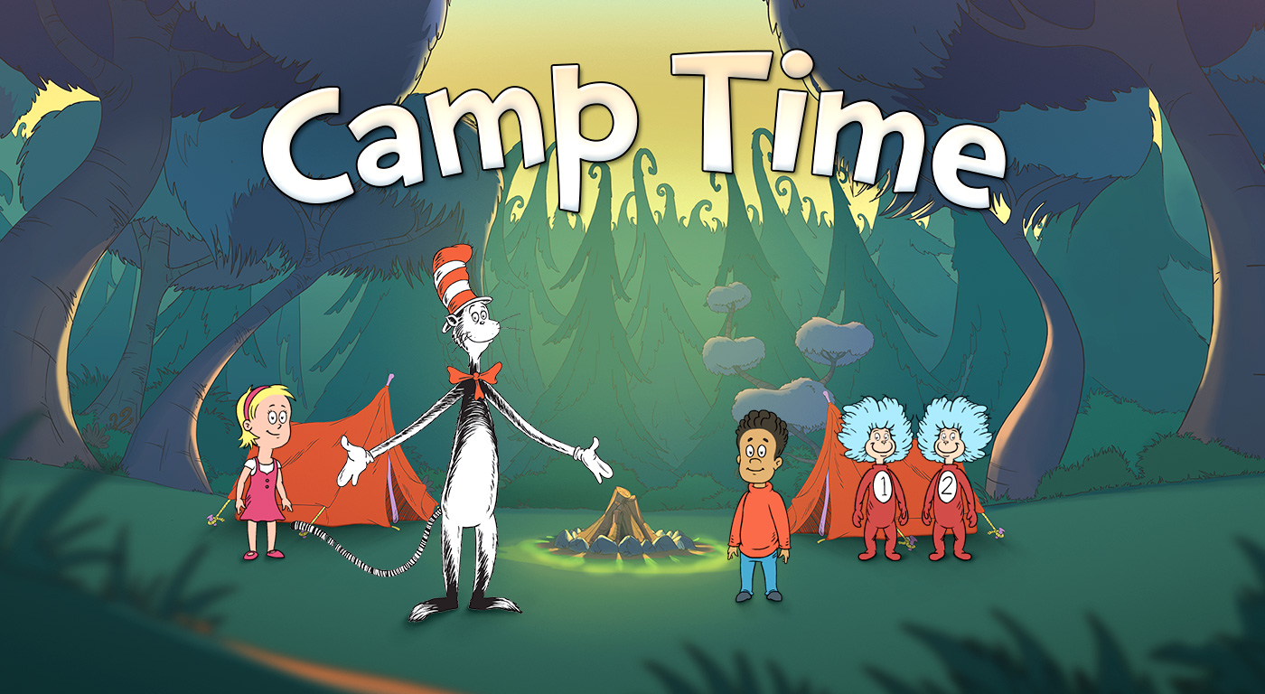 Cat In The Hat Camping Movie