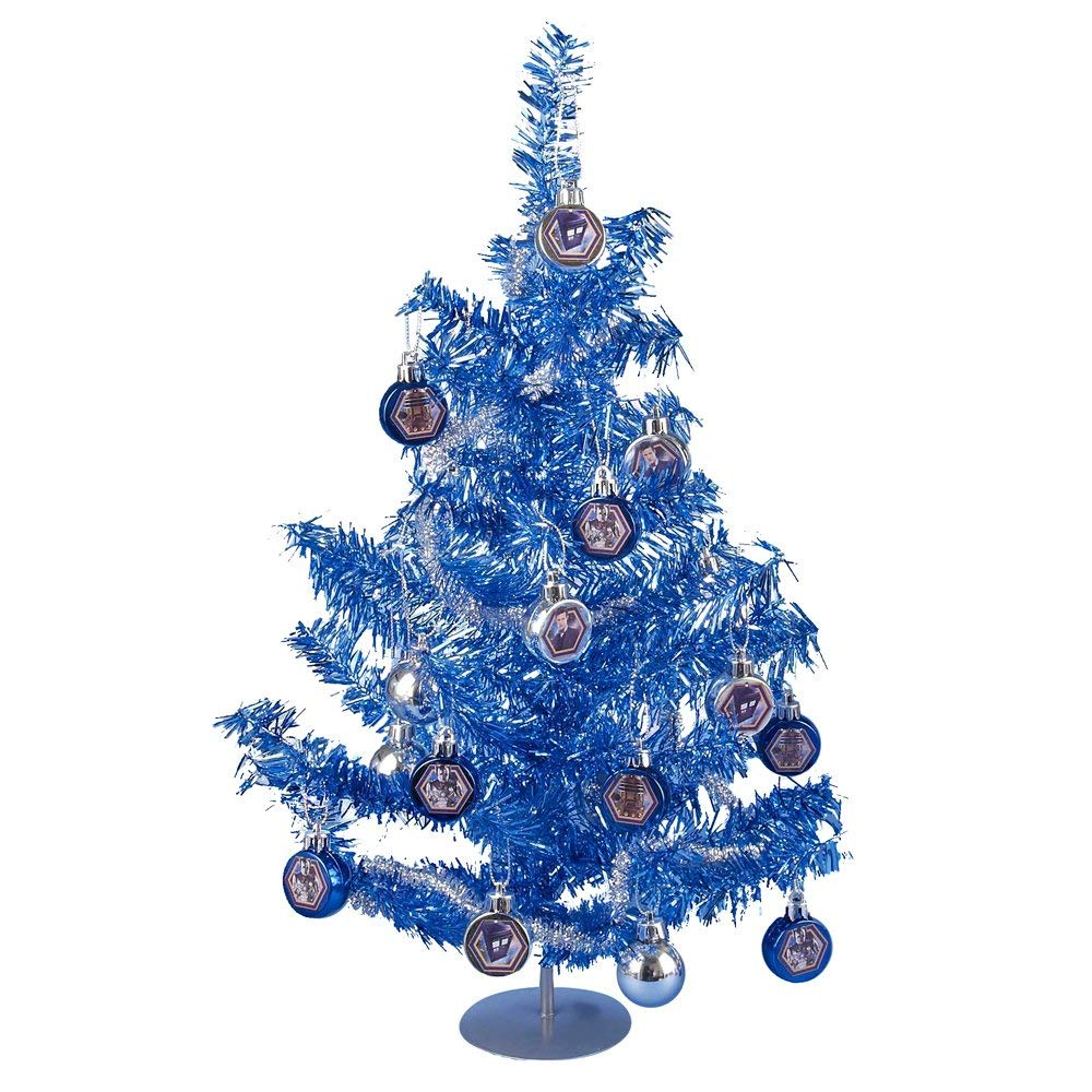 dr who christmas tree