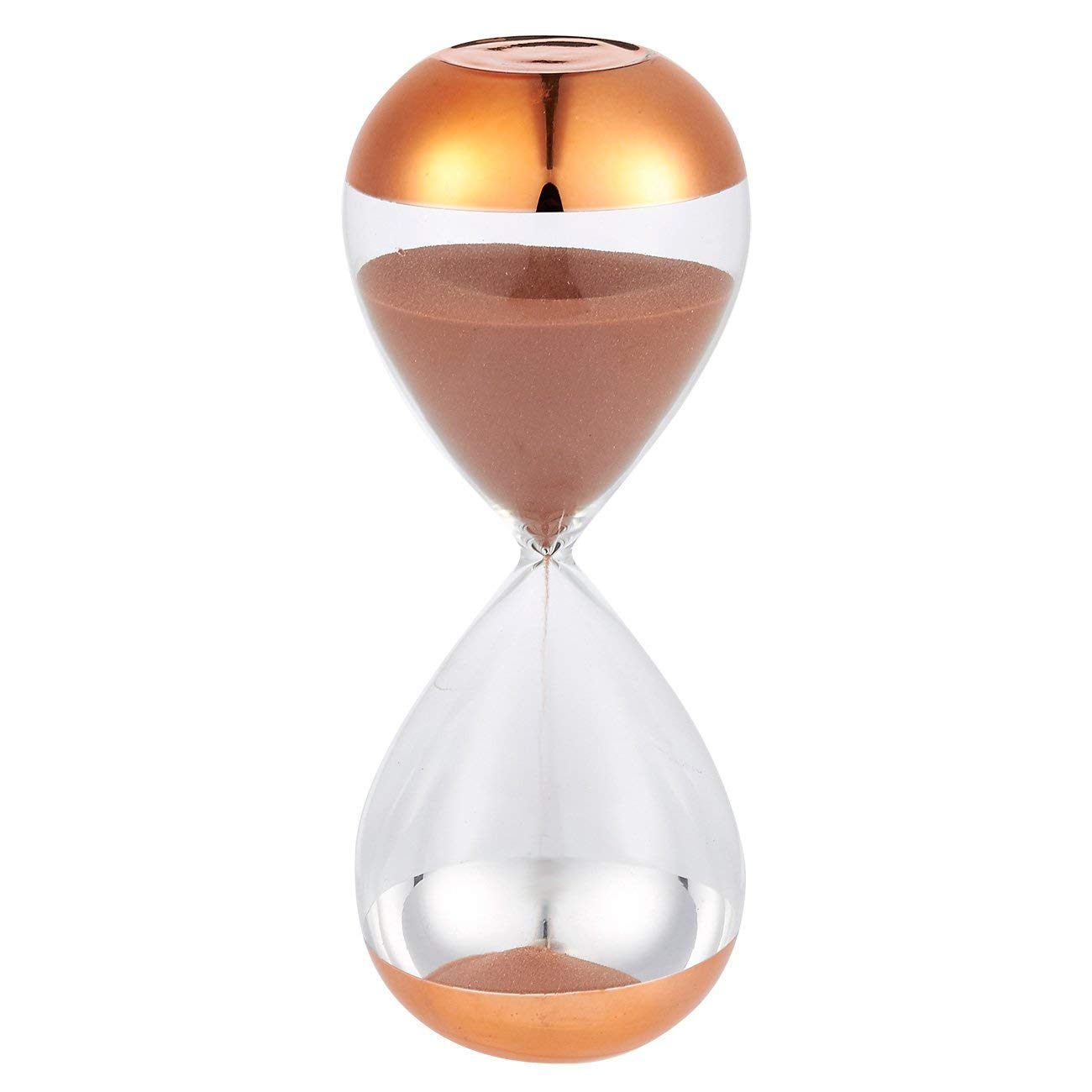 rose gold hourglass