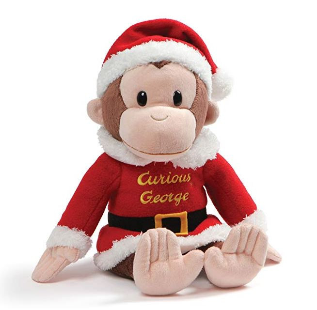 22 Of The Cutest Stuffed Christmas Toys You Can Get On Amazon