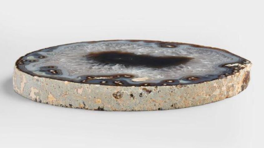 Fabulous Agate Cheese Serving Board