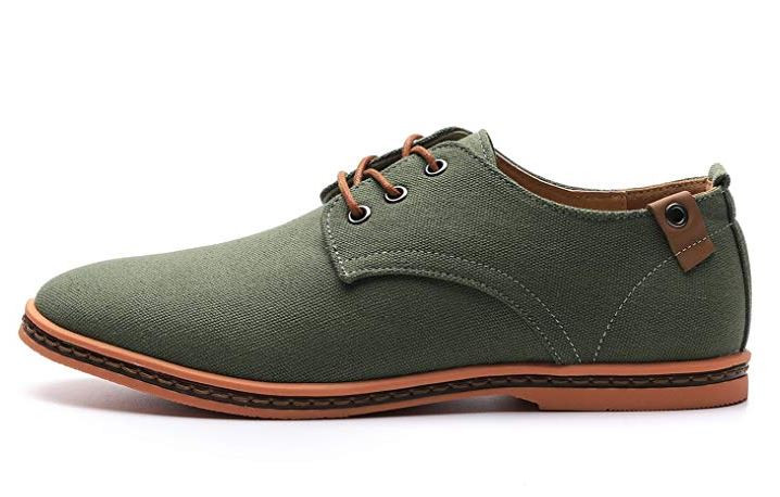 Men's Modern Semi-Formal Lace Up Oxfords