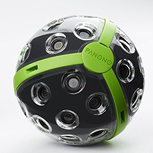 One Shot 360 Degree Professional Panoramic Camera 108mp