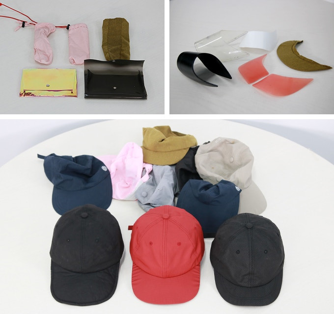 POCAP The Super Flexible Portable Pocket Cap