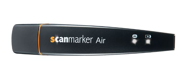 Scanmarker Air With Text Recognition Technology