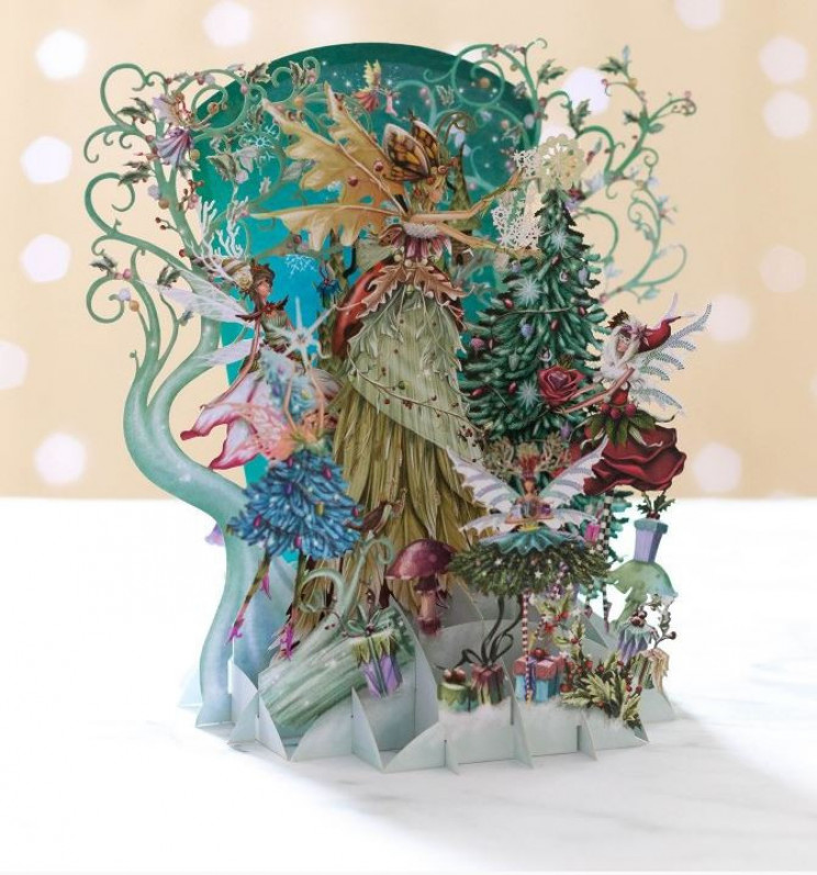 20 Amazing 3D Pop-Up Greeting Cards