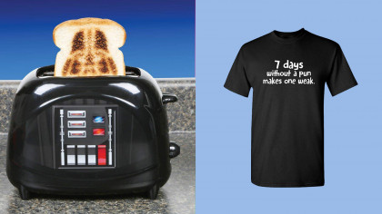 22 Fantastic Gift Ideas For Your Geek Brother