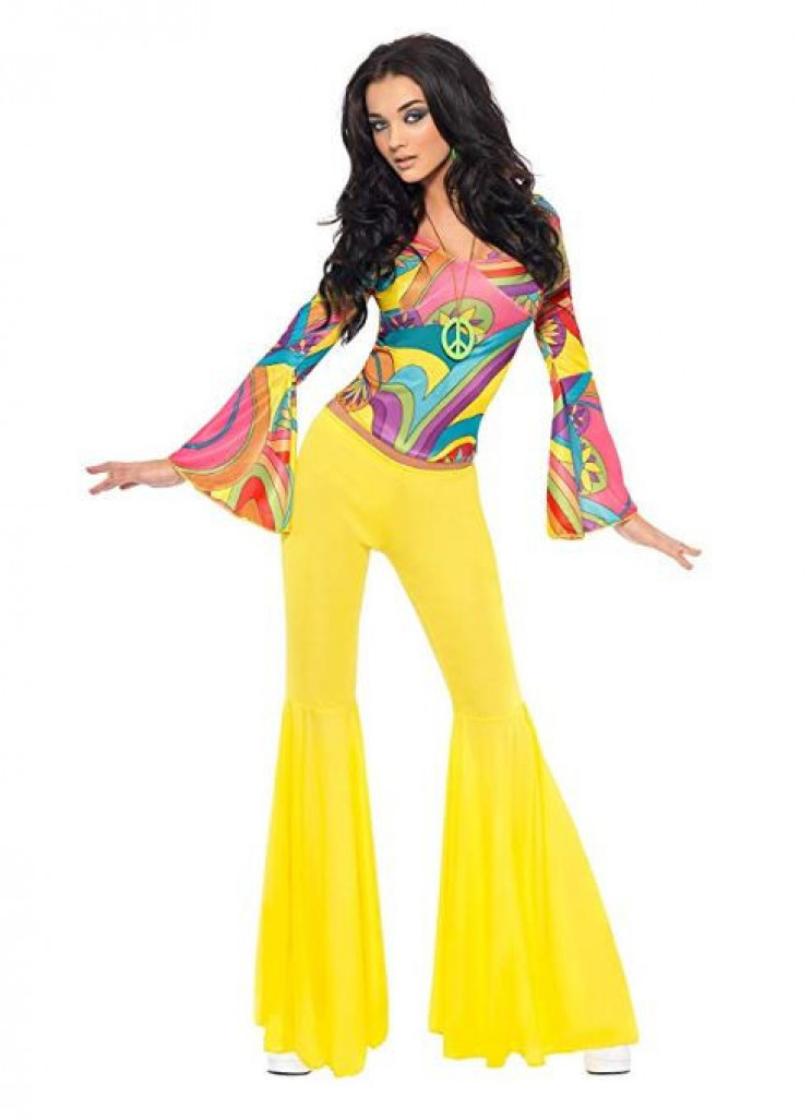 Groovy 70s Disco Clothing for Fans and Costume Parties