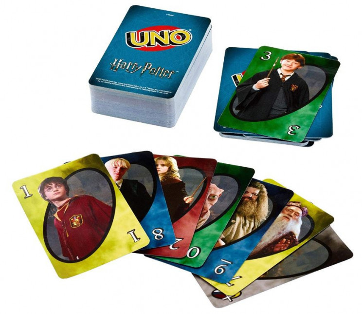 Harry Potter card set