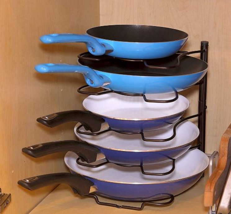 12 Low Cost Organization Ideas For Your Kitchen