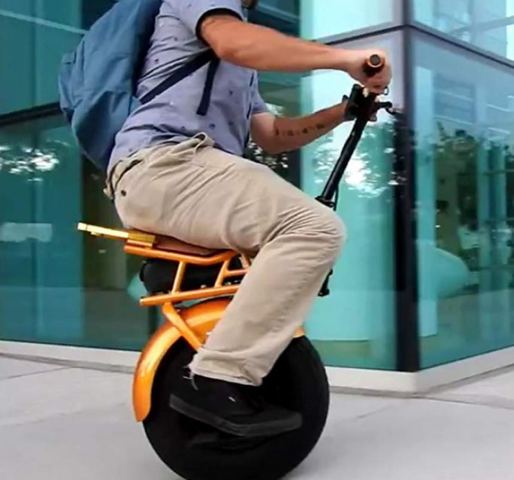 SUPERIDE Self Balancing Electric Unicycle