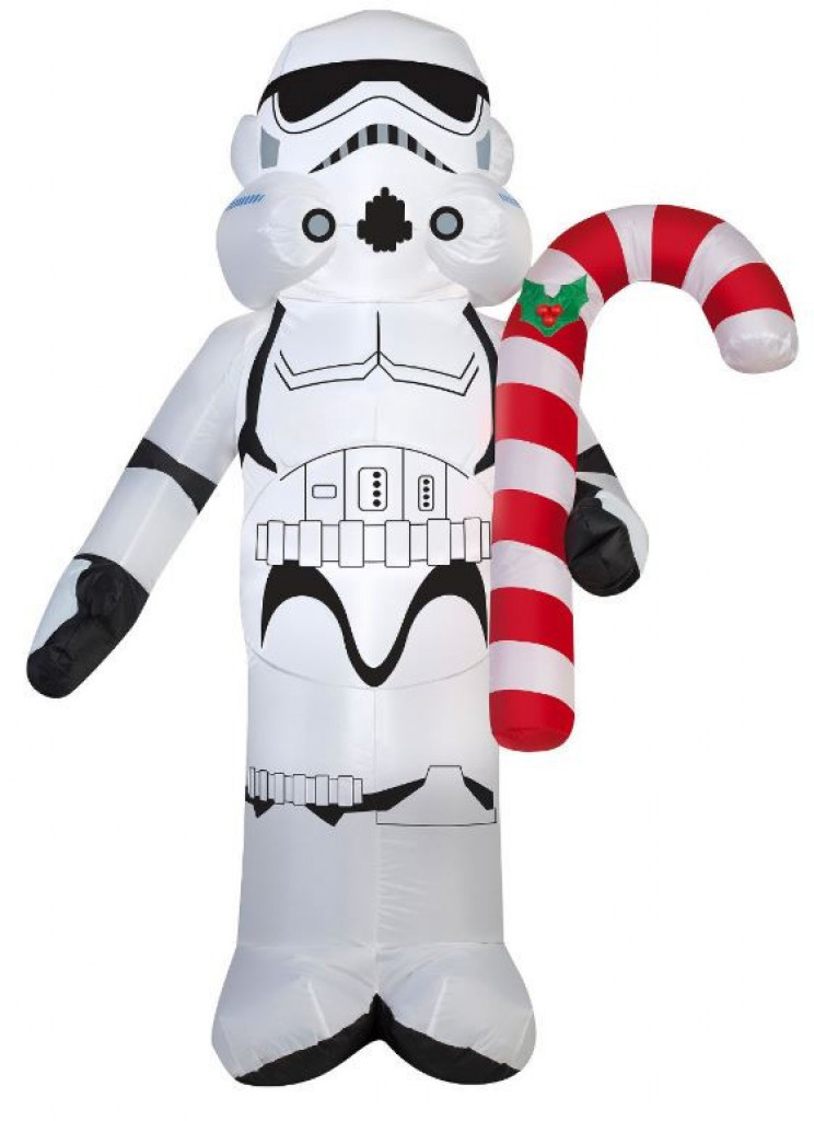 Stormtrooper Star Wars Christmas Inflatable