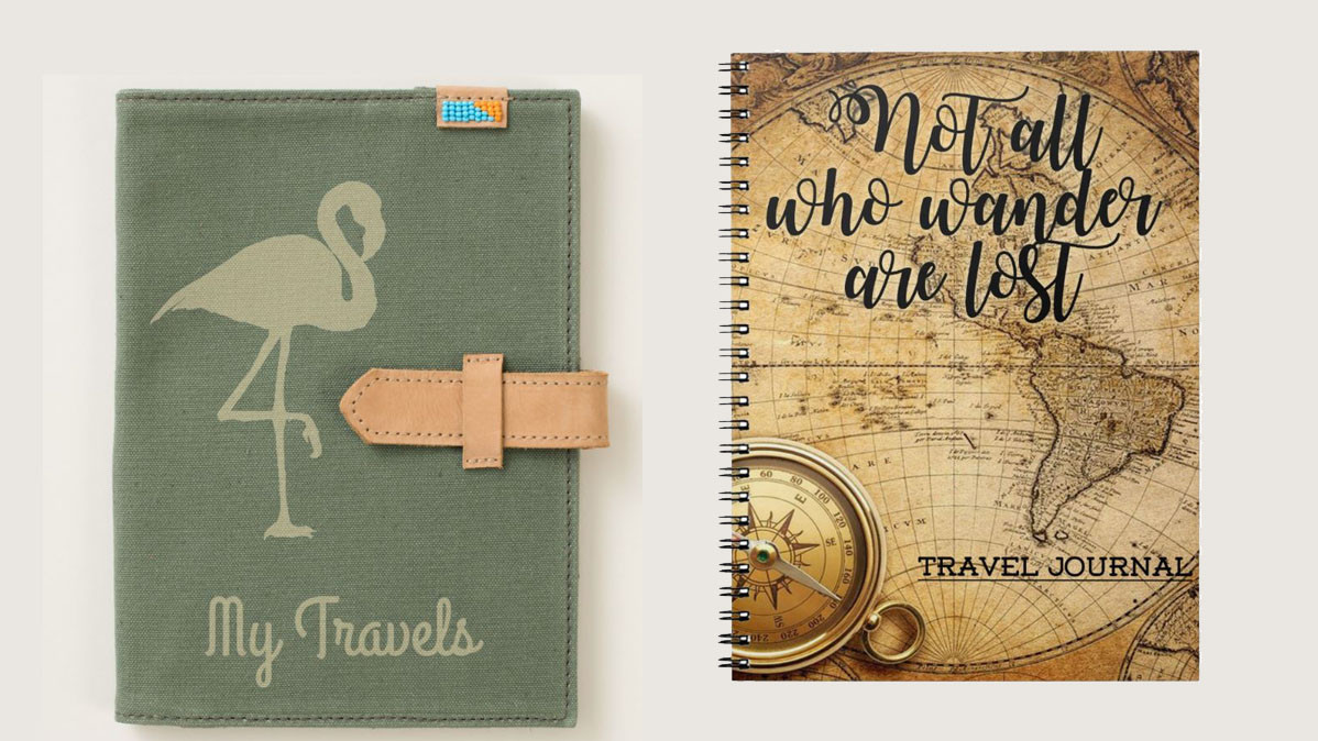 15 Travel Journals For Recording Your Amazing Adventures