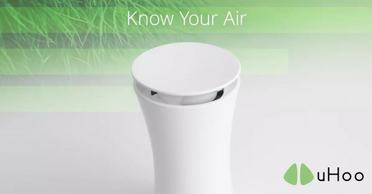 Breathe Easy With The World's Most Advanced Air Quality Sensor