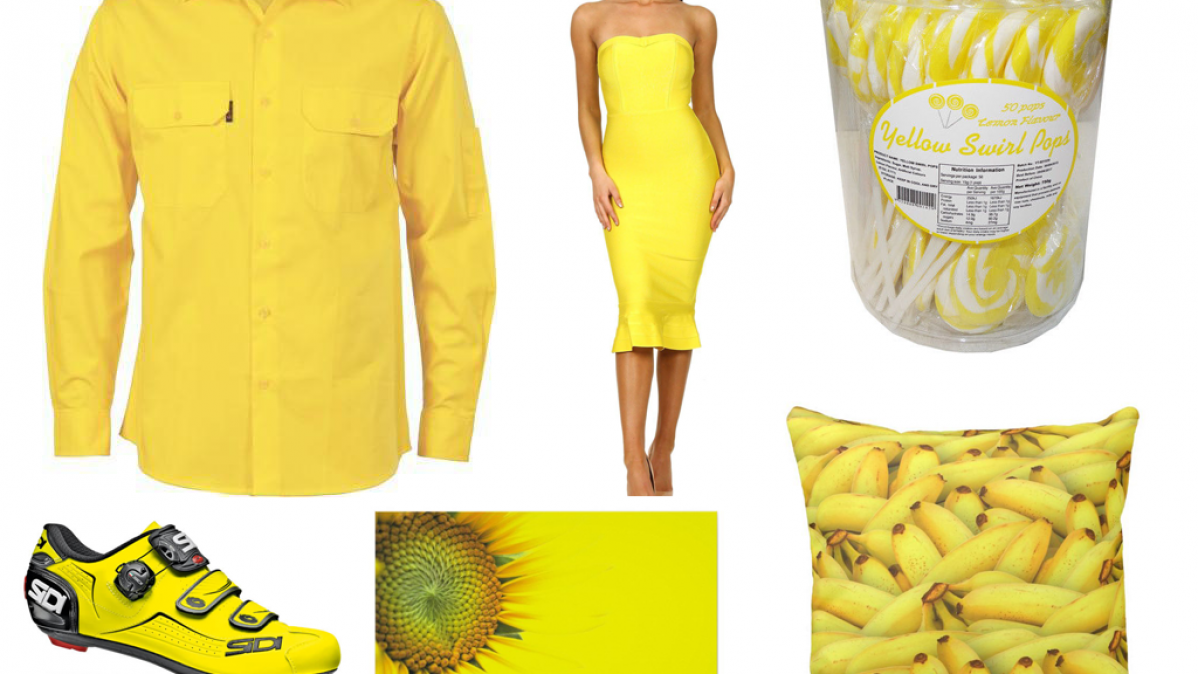 11 Yellow Things To Brighten Your Day