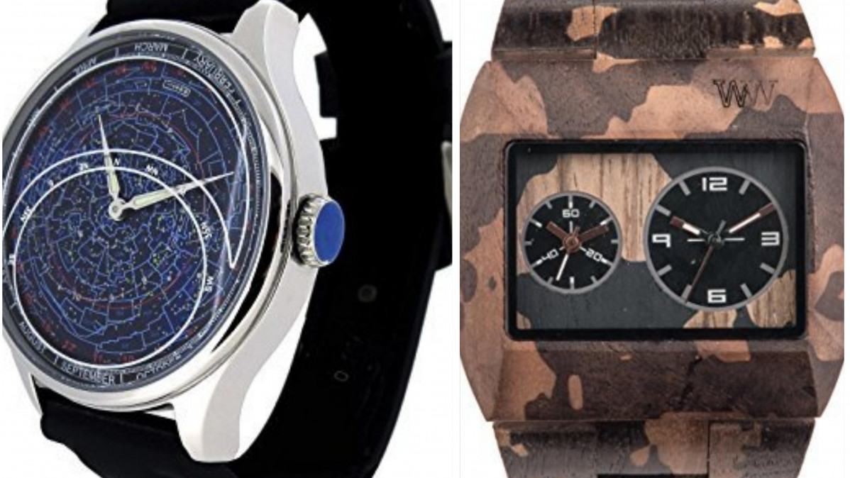 Cool Watches to Make You Stand Out This Summer