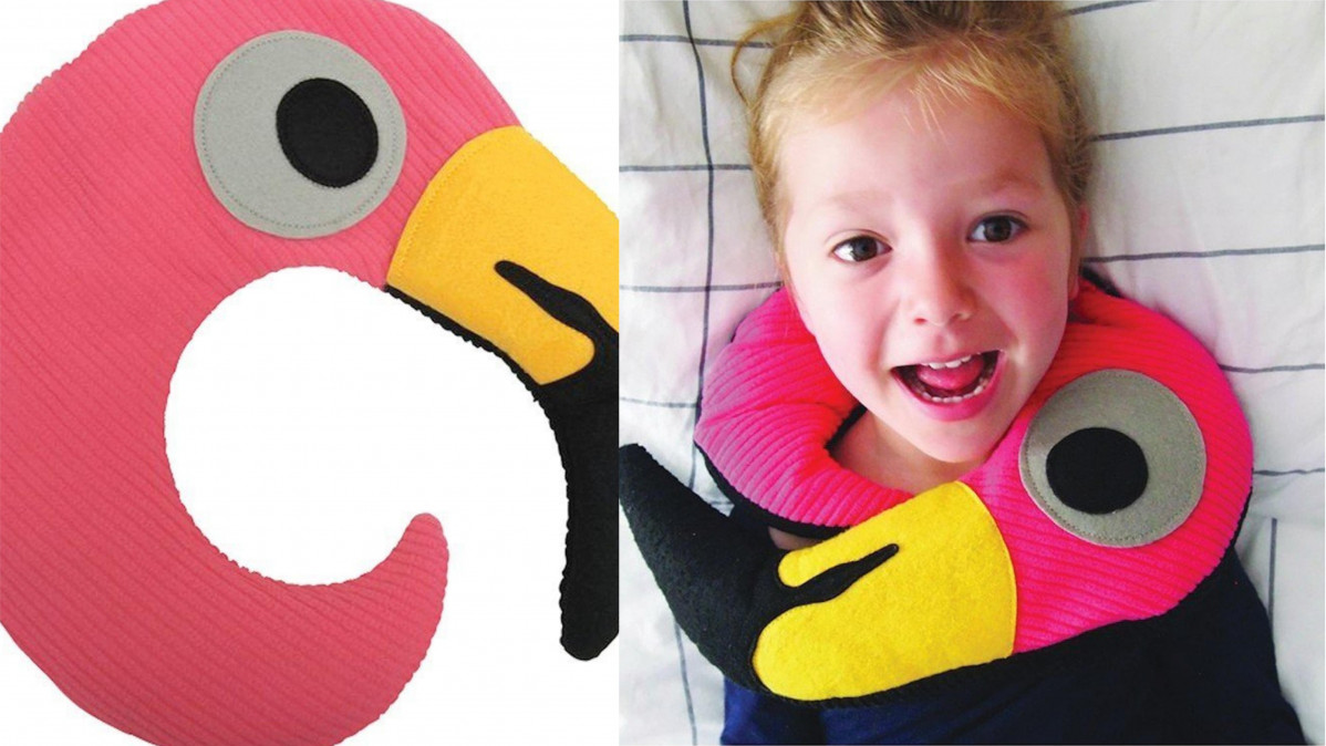 This Funky Neck Warmer Will Make Your Mom Smile