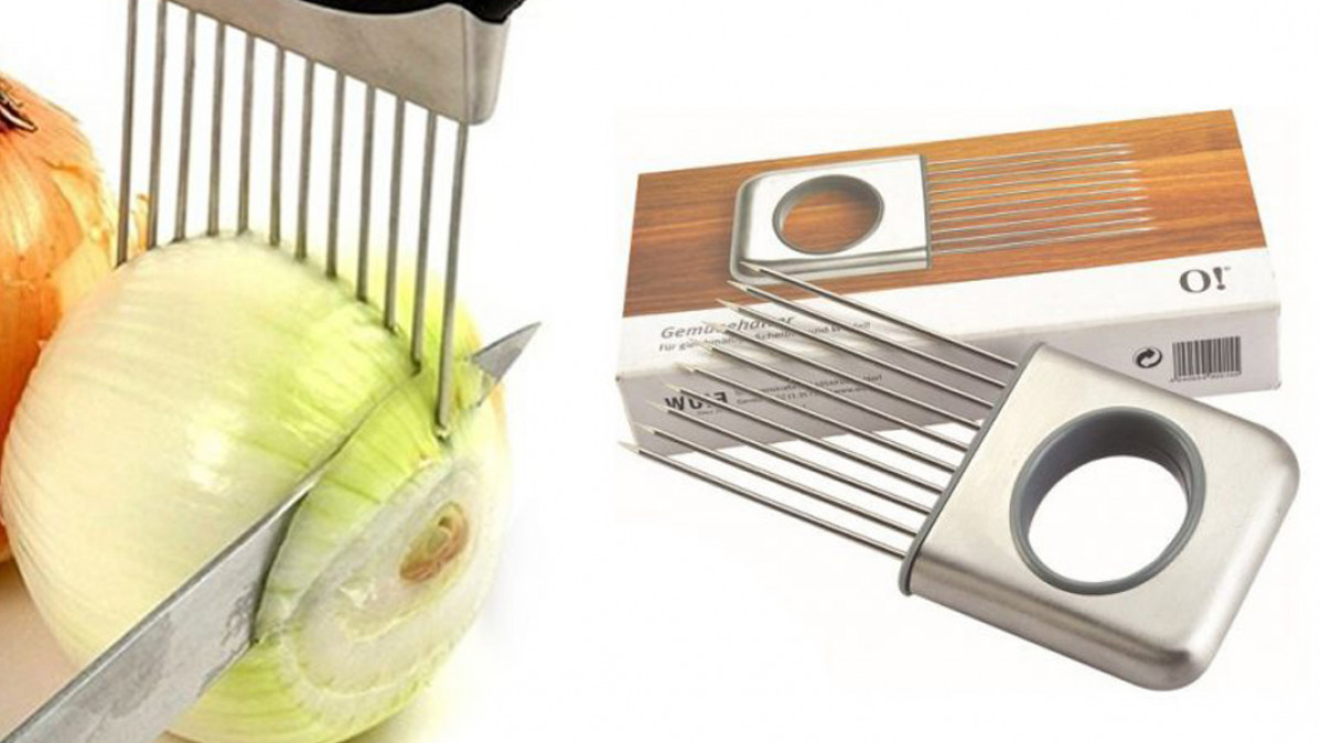 Easy Onion Slicer