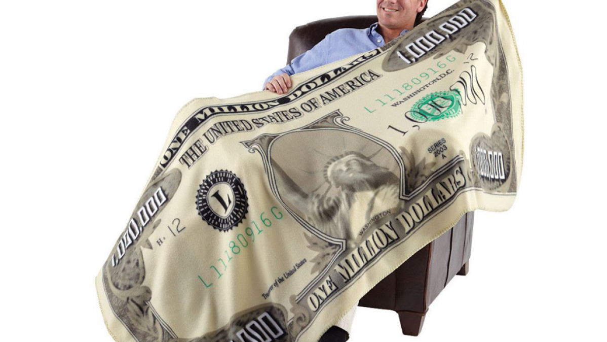 Get Ready For Winter With This Million Dollar Blanket