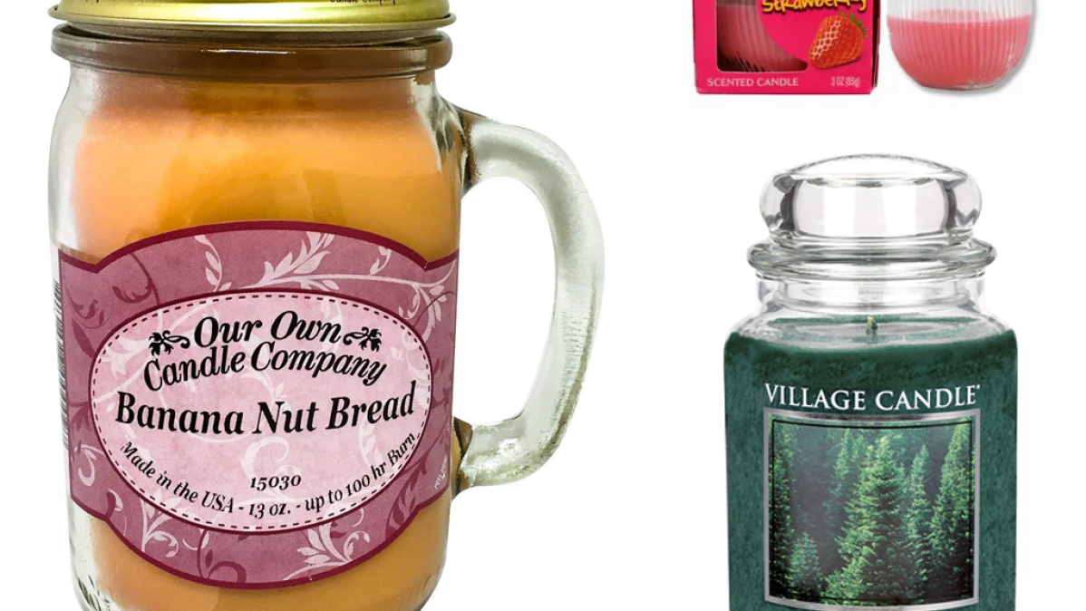 12 Candles With Interesting And Unique Scents