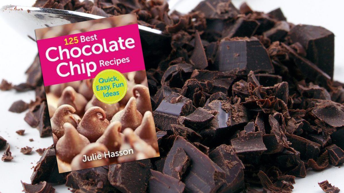 125 Best Chocolate Chip Recipes Book