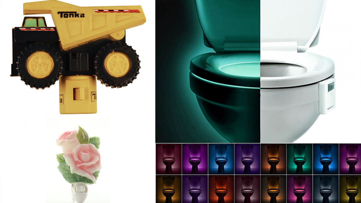 Cool Night Lights For Your Home