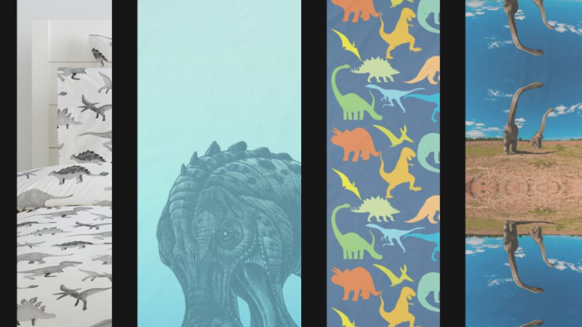 11 Awesome Dinosaur Duvet Covers