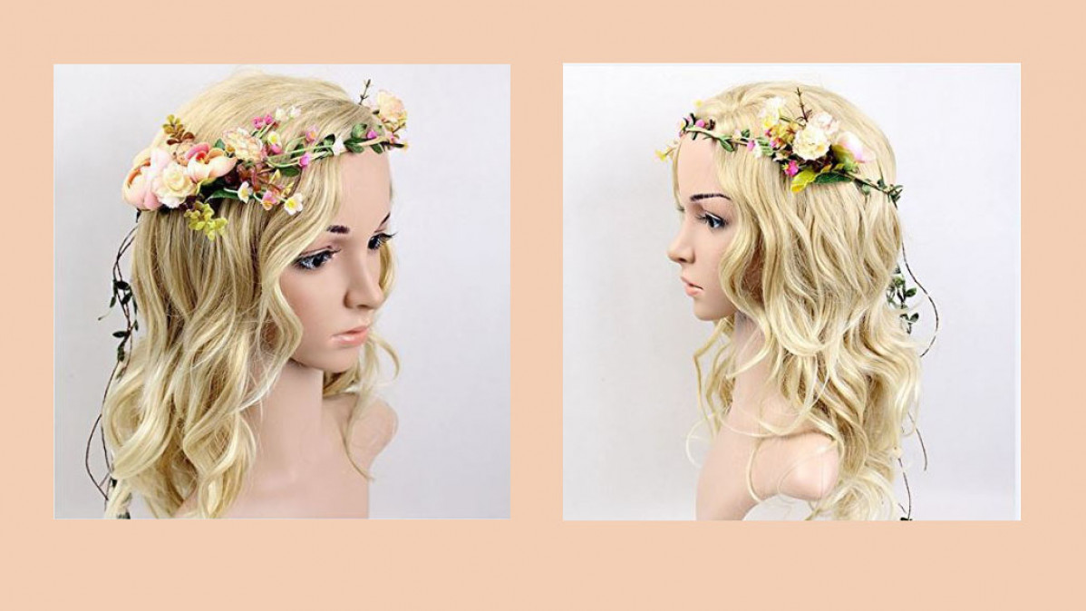 Lovely Floral Headband