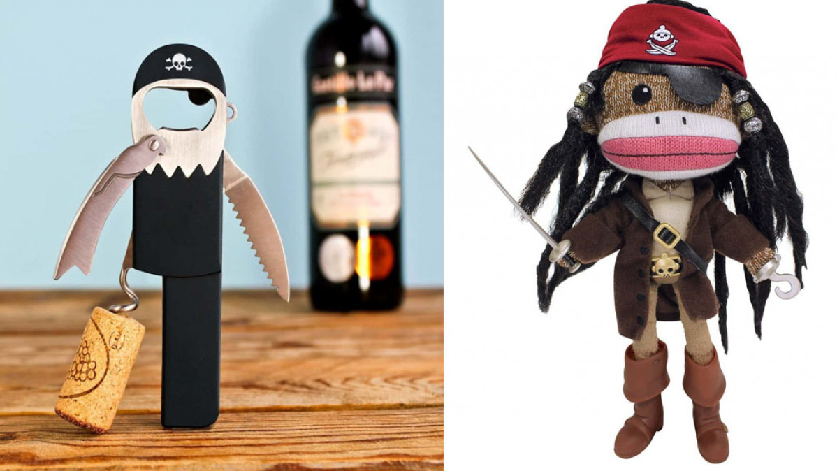 12 Cool Pirate Themed Gifts