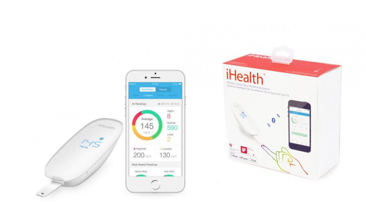 Smart Gluco Monitoring