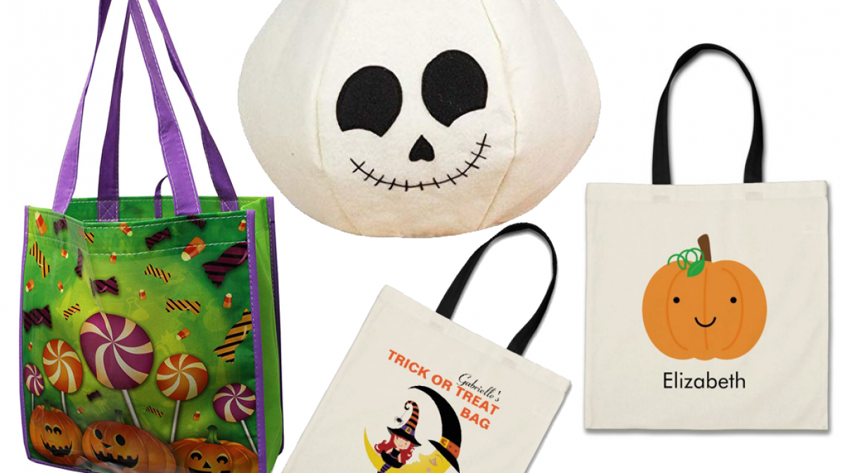 8 Fun and Unique Halloween Trick or Treat Bags