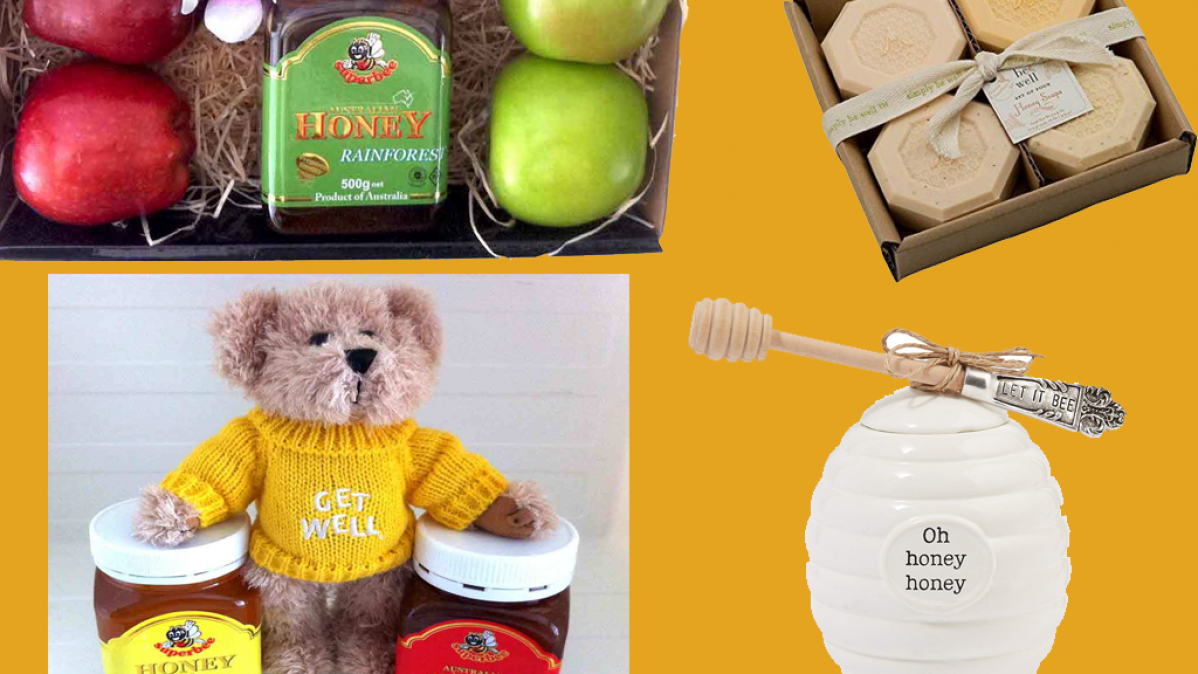 10 Sweet Things For People Who Love Honey