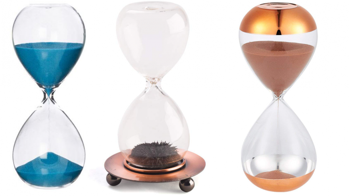 10 Beautiful And Interesting Hourglasses