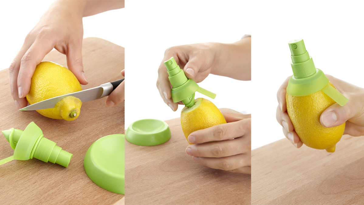 This Juice Sprayer will Help you Cook Delicious Dishes as well as Spice Up Your Favorite Cocktails