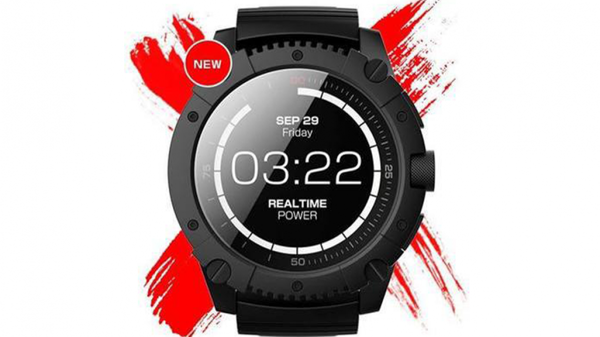 Matrix PowerWatch X Powered by Body Heat
