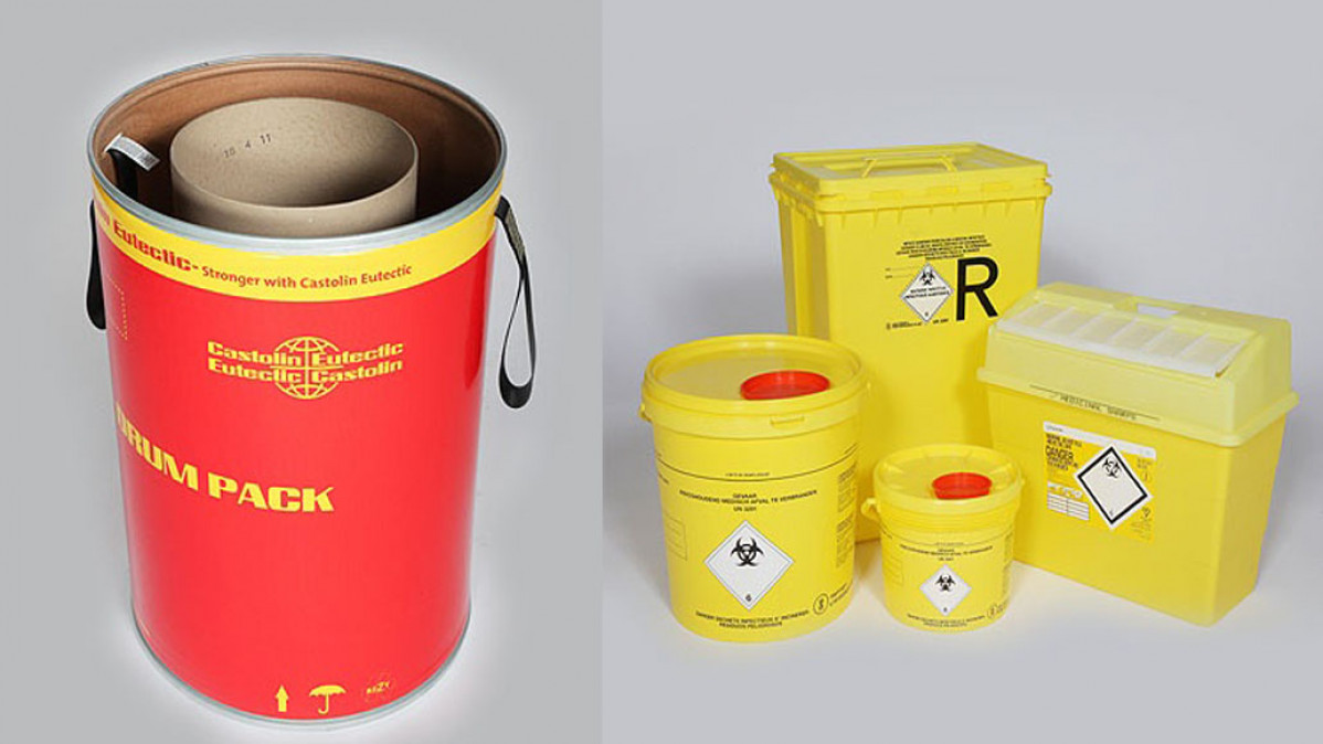 Types of Packaging Supplies for Industrial Use